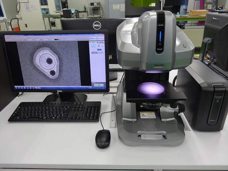 ワンショット3D測定マイクロスコープ