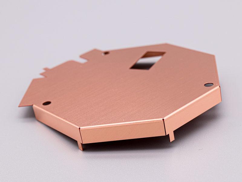 t0.3の銅製品、様々な工夫で品質の安定化
