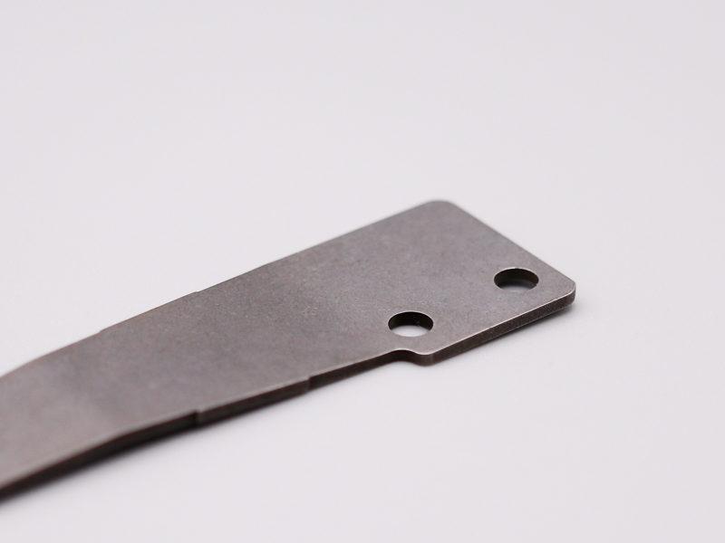 みがき特殊鋼(S50CM)の加工硬化を抑える工夫